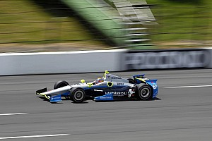 IndyCar Race report SFHR scores 5th place finish at Pocono