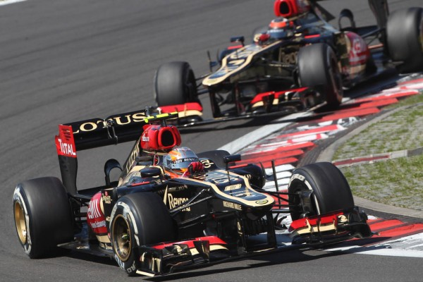 Lotus admits Grosjean's 2014 seat not secure