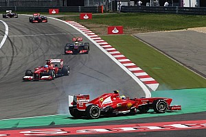 Formula 1 Breaking news Montezemolo not ready for 2014 Massa talks