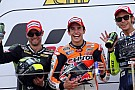 Marquez secures second premier class win at Sachsenring