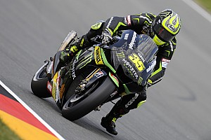 Crutchlow and Smith equal season best in Germany