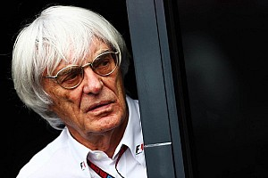 Formula 1 Breaking news Ecclestone troubles 'not good for F1' - Kaltenborn