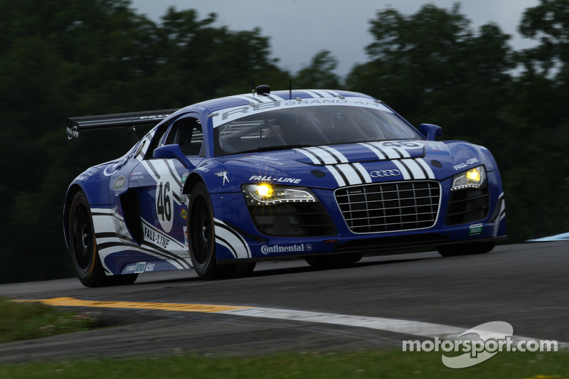 Rolex Series: Two Audi R8 GRAND-AM for Indianapolis