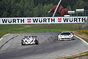 European Le Mans Race report Jota Sport's fight for victory halted by stop-go penalty in Austria
