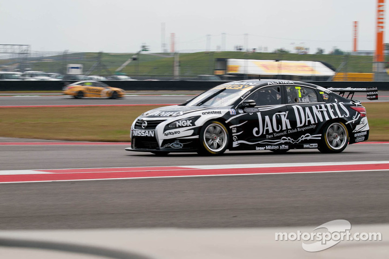 Krumm and Ordonez to test Nissan V8 Supercars