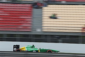 No more Friday appearances for Kovalainen