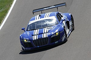 Grand-Am Qualifying report Fall-line Motorsports has solid qualifying effort at Indianapolis Motor Speedway