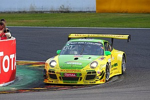 Endurance Breaking news Manthey Racing Porsche leading, while Marc VDS Racing BMW throw in the towel