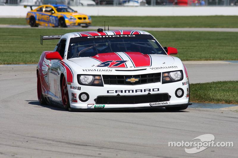 Stevenson Motorsports wins North American Endurance Championship