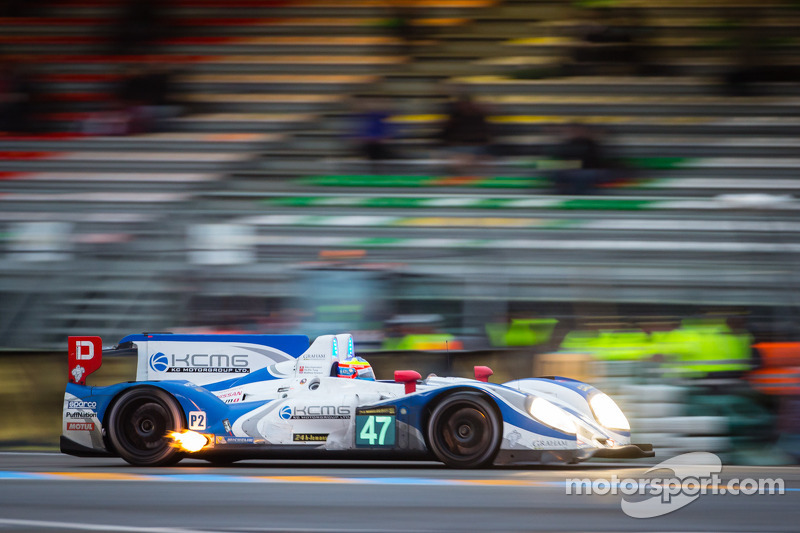 Winslow joins KCMG Motorsport in Asian Le Mans series as Le Mans 24 Hour drive looms