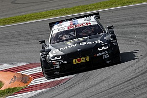 DTM Qualifying report Farfus and Spengler start from second row for BMW in Moscow