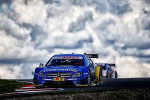 DTM Race report Mercedes' Paffett in top 5 at series premiere in Russia