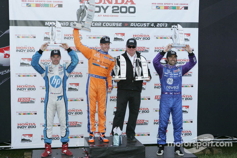 Kimball continues Honda winning streak at Mid-Ohio