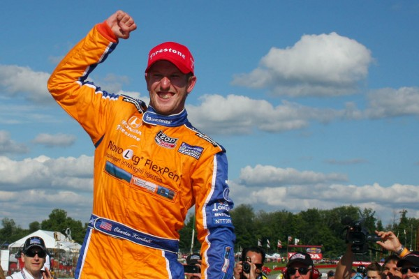 It's a win, win, win for IndyCar at Mid-Ohio's Honda Indy 200