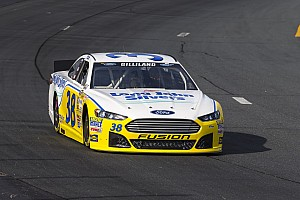 NASCAR Sprint Cup Preview Glen test gives Gilliland confidence
