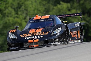 Grand-Am Practice report Angelelli set fastest lap in Thursday practice at Road America