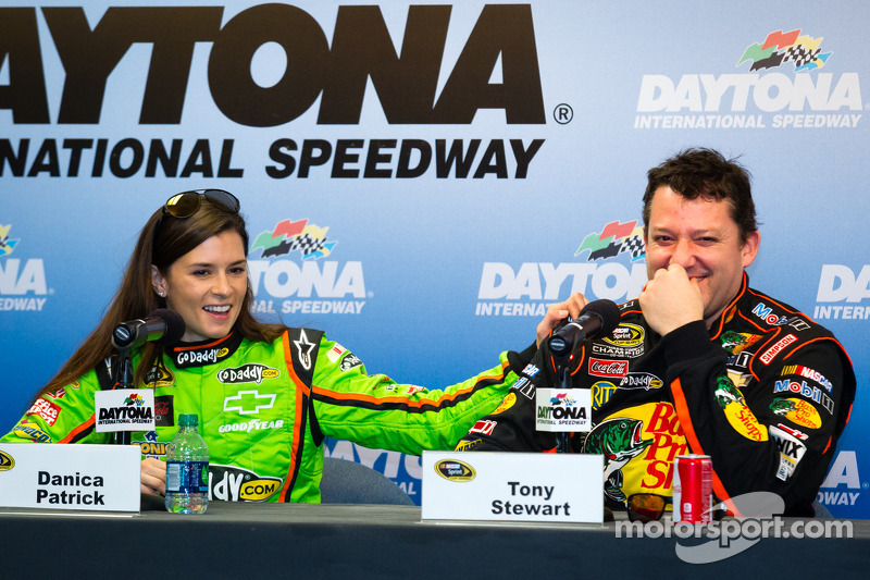 Stewart's absence triggers frenzy