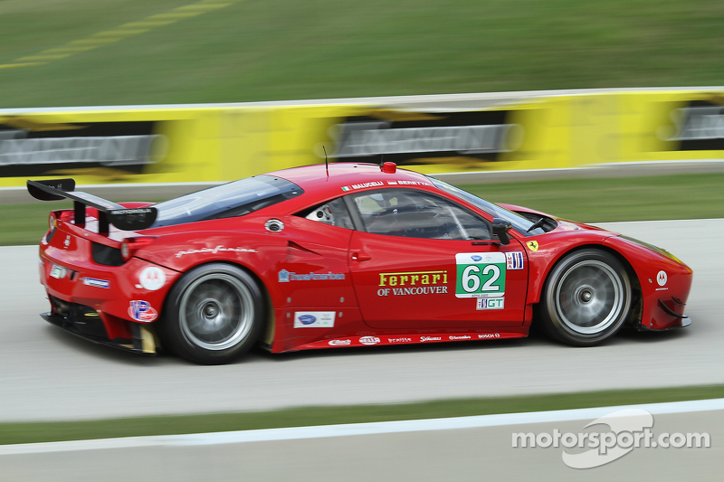 After practice sessions, Risi Competizione is optimistic with performance at Road America