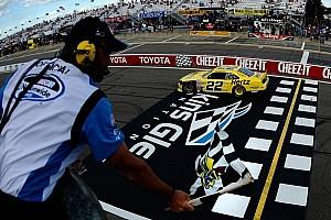 NASCAR XFINITY Race report Keselowski scores victory at Watkins Glen 200
