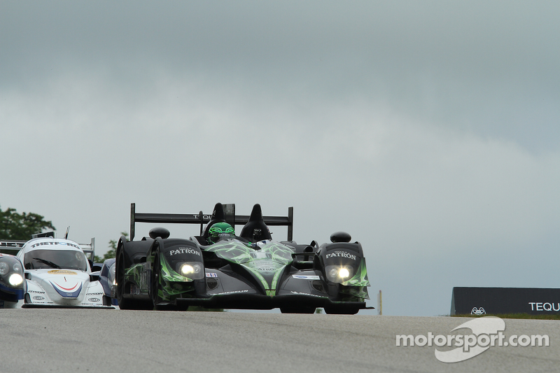 ESM Patrón finishes 2nd at Road America