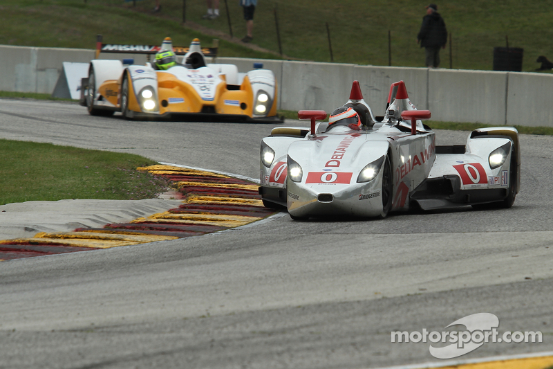 Great weekend for the DeltaWing with the Bridgestone Potenza at Road America