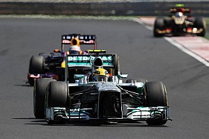 Formula 1 Analysis Hamilton the fastest driver on 2013 grid