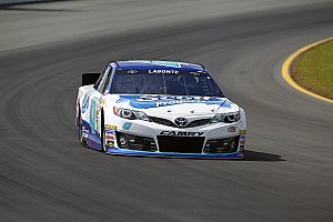 Bobby Labonte on Michigan race