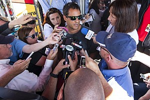 NASCAR Sprint Cup Commentary Montoya knew his tenure with Ganassi was coming to an end