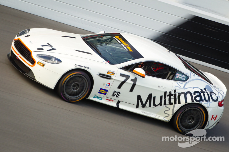 Double top-10 for Marsal in Kansas Speedway on CTSCC qualifying