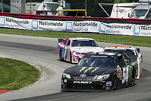 Solid run for Kelly in Mid-Ohio race