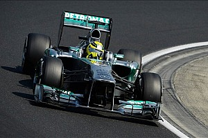 Formula 1 Breaking news Rosberg happier with Hamilton as teammate - Brawn