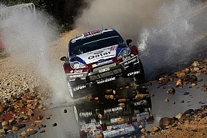 Qatar M-Sport takes up the tarmac challenge at Rallye Deutschland