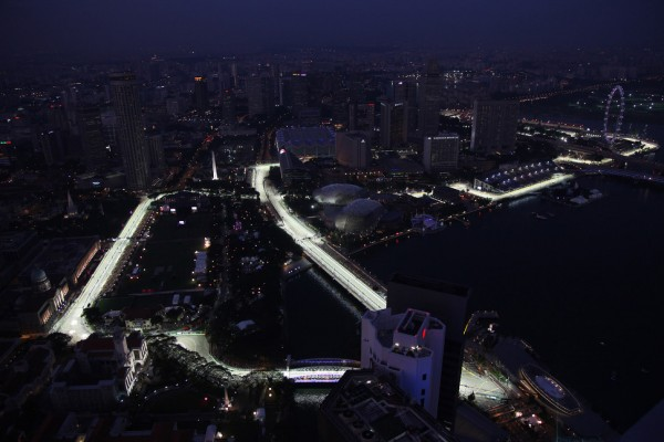 Singapore removes unpopular 'sling' chicane