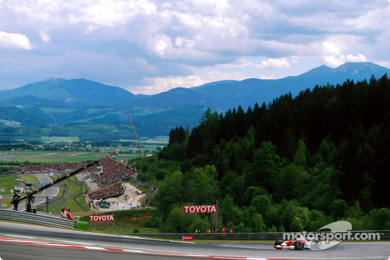 Österreichring - a matter of perspective