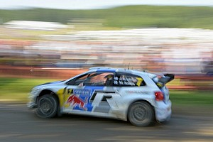 WRC Stage report Latvala heads tight fight after day 2 in Germany