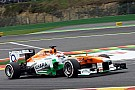 Sahara Force India scores solid qualifying result at Spa