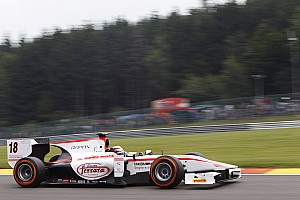GP2 Race report Coletti keeps the classification lead after series eighth round at Spa