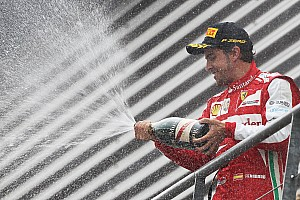 Belgian GP: Ferrari is back on the podium again