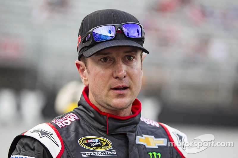 Furniture Row Racing's response regarding Kurt Busch's decision not to sign contract extension