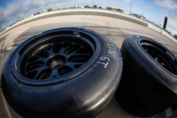 Michelin also open to 2014 tyre war