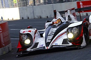 ALMS Qualifying report Graf, Auberlen lead record-setting qualifying at Baltimore