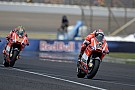 Third row for Ducati Team in Silverstone qualifying