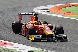 GP2 Race report Leimer scorches to feature win at Monza