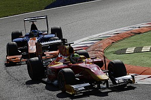 GP2 Race report Leal finishes 3rd and Leimer 6th for Racing Engineering in the Monza Sprint Race