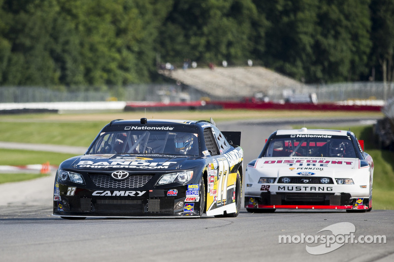Electrical issue derails a 'surging' Kligerman