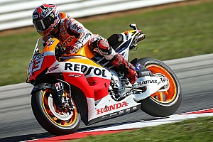 MotoGP Qualifying report Bridgestone: New lap record set as Marquez dominates Misano qualifying