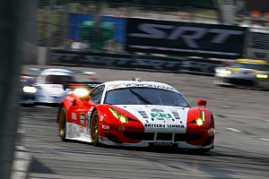 ALMS Preview Sweedler and Bell looking forward to running new COTA in AJR Ferrari