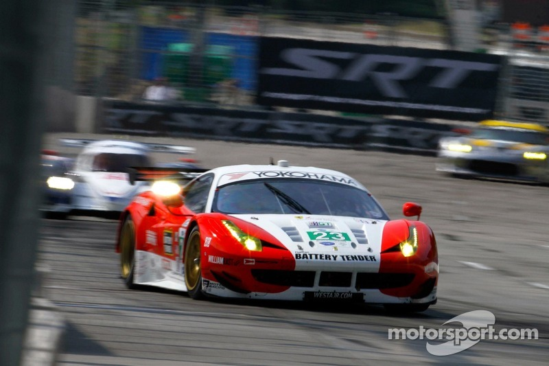 Sweedler and Bell looking forward to running new COTA in AJR Ferrari