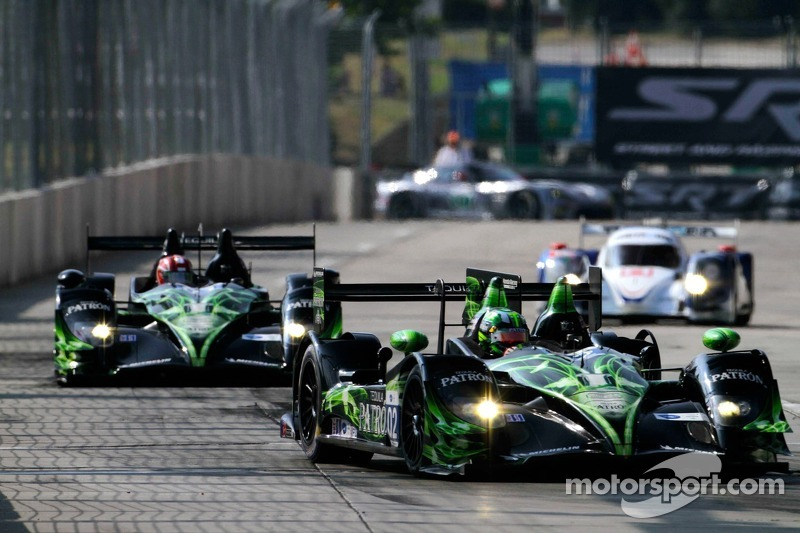 ESM Patron eager for COTA debut