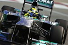 Rosberg and Hamilton began their Singapore Grand Prix weekend